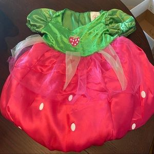 Rubie's Strawberry Kids Costume Small